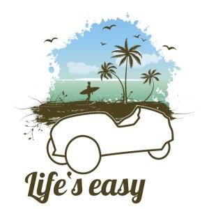 Life's easy Velayo