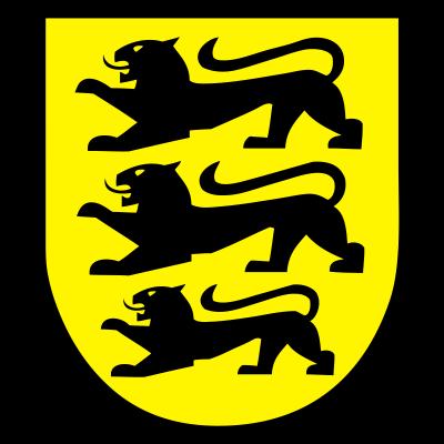 Baden-Württemberg - Baden-Württemberg - schwäbisch,baden,Württemberg,Wappen,Schwaben,Schwabe,Löwen,Löwe,Baden-Württemberg
