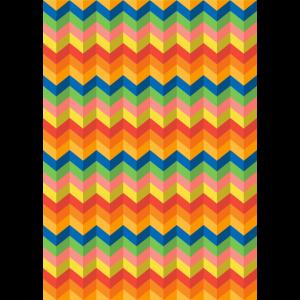 zigzag stripe
