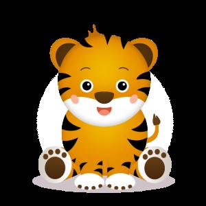Baby Tiger Tim