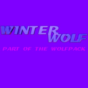 WINTERWOLF LOGO Part of The Wolfpack T-shirt