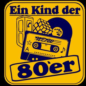 80er Party - Ein Kind der 80er ...+