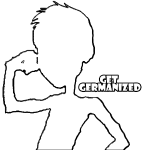 Get Germanized Silhouette