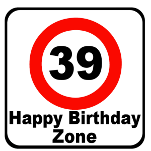 39 /Happy Birthday Zone../+