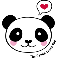 The Panda Loves You