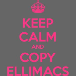 Keep calm copy ellimacs