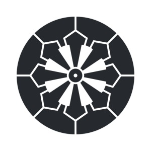 Sanja Matsuri Komagata mon dark grey