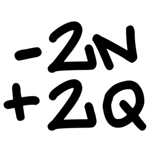 -2n+2q