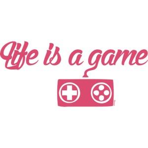 La vie est un jeu (F)