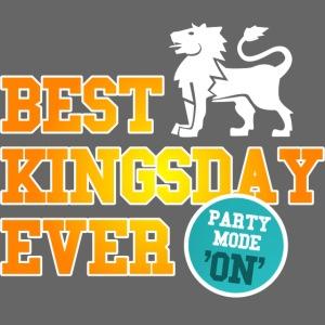 Best Kingsday Ever