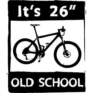 "26"" Old School 2C"