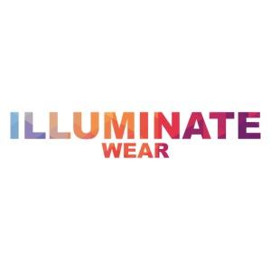 Illuminate Rainbow Text