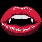 Vampire kiss flex