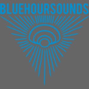 New Blue Hour Sounds logo triangle