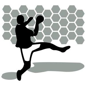 Handball Torschütze