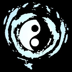 Yin Yang Grunge