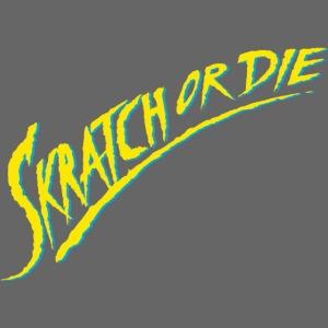 Skratch or Die logo
