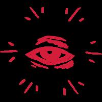 Illuminaten Pyramide Illuminati Auge