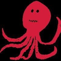 Tintenfisch Octopus Krake
