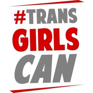 #TransGirlsCan Logo
