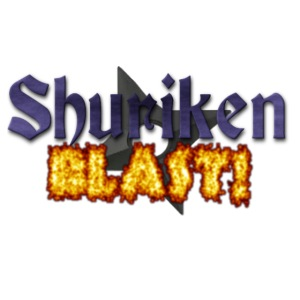 shurikenBlast T shirt design png