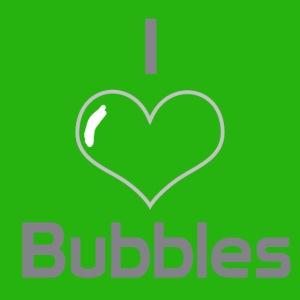 I Love Bubbles Shirt
