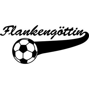 Flankengoettin Frauenfussball