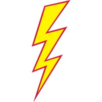 Blitz Flash Superhelden Superhero Comic Symbol