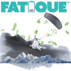 Fatique logo front animal