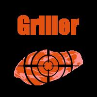 Auftragsgriller Grill Meister BBQ Profi Fleisch