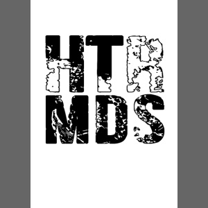 HTR MDS Logo weiß