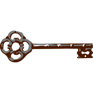 ancient key