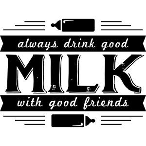 Drink Milk 1