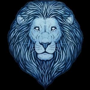 Art Nouveau Lion
