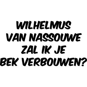 Wilhemus rijmpje