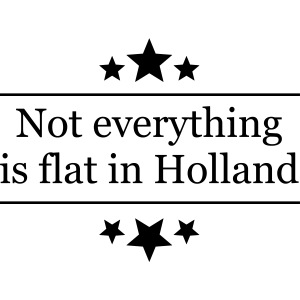 Not everything in Holland