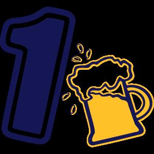 Team Sauftour Trinksport JGA Vatertag Bier