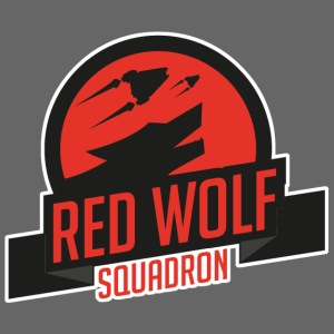 Red Wolf Outline png