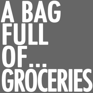 groceries white png