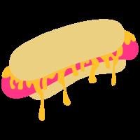 Hotdog flex