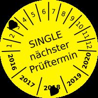 Single Prüftermin