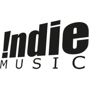 Indie Music logo black