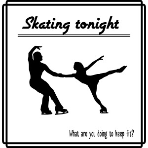Skating tonight