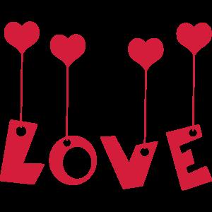 Love-Herzen
