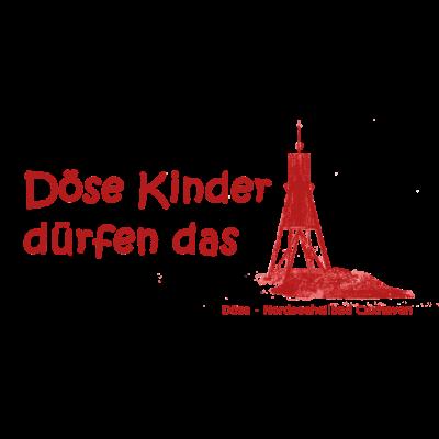 Döse Cuxhaven - Kindermotiv - Döse, Ortsteil von Cuxhaven - Dort steht die Kugelbake, Wahrzeichen der Stadt - Stadt,Nordsee,Norddeutschland,Küste,Kugelbake,Döse,Cuxhaven