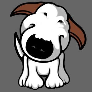 Happy Bull Terrier