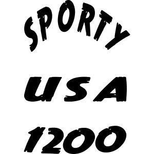 sporty 1200