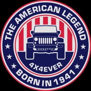 American Legend - Jeep Wrangler JK