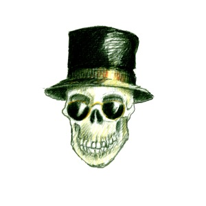 Schädel Hatter