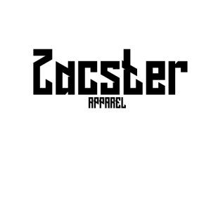 Zacster Apparel Black Design png